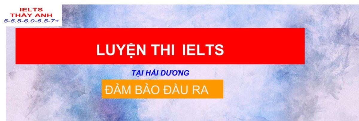 IELTS SPEAKING PART 2 (SEPT – DEC 2018)